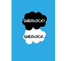 Sherlock Holmes - TFIOS Photographic Print