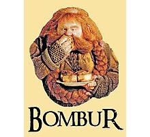 Bombur Portrait Photographic Print