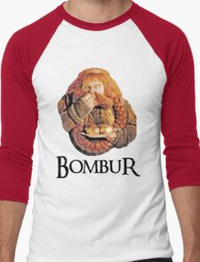 Bombur Portrait Men's Baseball ¾ T-Shirt