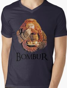 Bombur Portrait Mens V-Neck T-Shirt