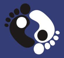 Yin & Yang of running by Lin Da