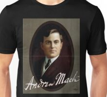 Performing Arts Posters Andrew Mack 1793 Unisex T-Shirt