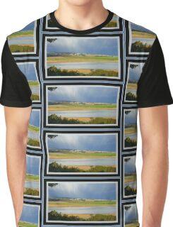 *THE TAMAR RIVER STORM* Graphic T-Shirt