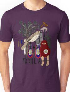 To Kill a Mockingbird (colour) Unisex T-Shirt