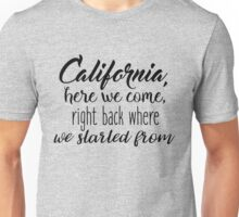 The OC - California Unisex T-Shirt