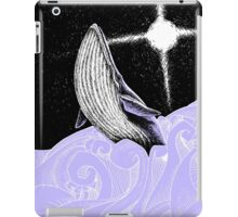 The Holy Whale iPad Case/Skin