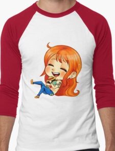 Nami Men's Baseball ¾ T-Shirt