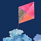 Kite Up  by SuburbanBirdDesigns By Kanika Mathur