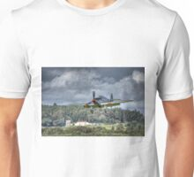 Hawker Hurricane G - CBOE Unisex T-Shirt