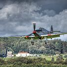 Hawker Hurricane G - CBOE by Nigel Bangert