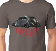 Limited Black Edition: Top Chop Beetle  Unisex T-Shirt