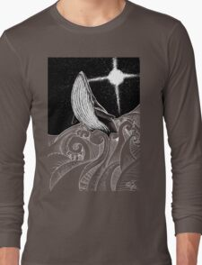 The Holy Whale Long Sleeve T-Shirt