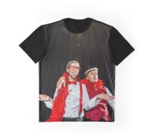Concert of Christel Kern chanson music band, portraits of musiciens Graphic T-Shirt