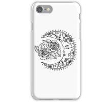 Sleeping Moon iPhone Case/Skin
