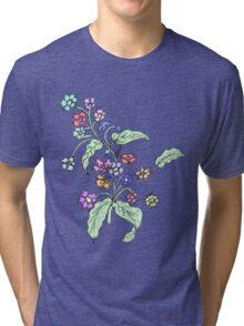Doodle Bouquet Tri-blend T-Shirt