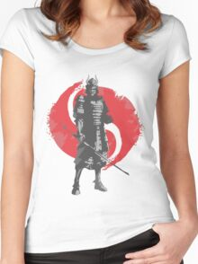 The Last Warrior Women's Fitted Scoop T-Shirt