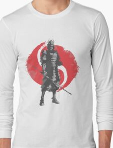 The Last Warrior Long Sleeve T-Shirt