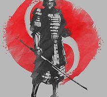 The Last Warrior by HellFury