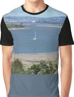 TAMAR  RIVER LAUNCESTON TASMANIA AUS* Graphic T-Shirt