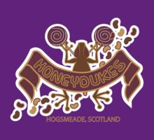 Honeydukes, Hogsmeade by k-bot