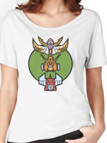 Los Robots Gigantes: The Return Women's Relaxed Fit T-Shirt