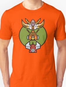 Los Robots Gigantes: The Return Unisex T-Shirt