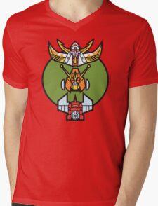 Los Robots Gigantes: The Return Mens V-Neck T-Shirt