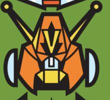 Los Robots Gigantes: The Return Sticker