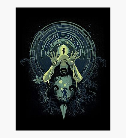 Pan's Labyrinth Photographic Print