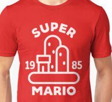 Super Mario Landscape Unisex T-Shirt