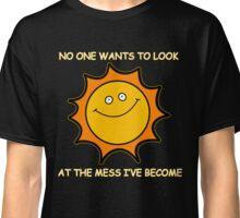 Uplifting Depression - Sun Classic T-Shirt