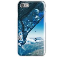 A Small Drop In Time iPhone Case/Skin