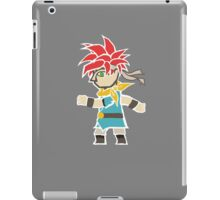 Crono Between Worlds iPad Case/Skin