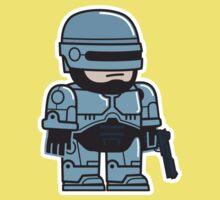 Mitesized Robocop Kids Clothes