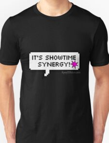 It's showtime Synergy! Jem & The Holograms T-Shirt
