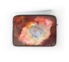 Galaxy - Helix Nebula Watercolour Laptop Sleeve