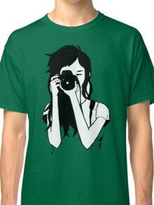 Photographer Girl Classic T-Shirt
