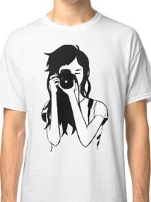Photographer Girl Classic T-Shirt