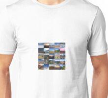 Landscape around the world Unisex T-Shirt