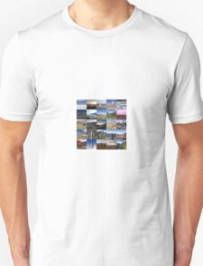 Landscape around the world T-Shirt