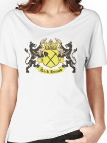Rockhound Coat of Arms Women's Relaxed Fit T-Shirt