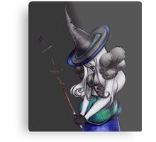 Mad Witch Metal Print