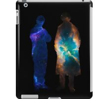 Sherlock Galaxies iPad Case/Skin