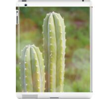 Cactus Plants iPad Case/Skin