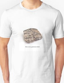 the gneissest shirt Unisex T-Shirt