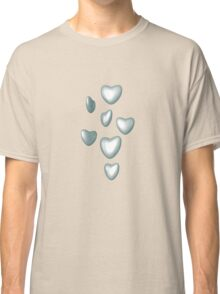Unbreakable hearts glass Classic T-Shirt