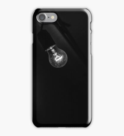 Lonely light iPhone Case/Skin