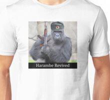 Harambe Revived Unisex T-Shirt