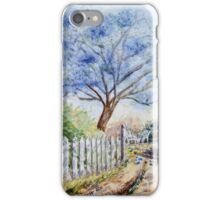 Jacaranda Joy iPhone Case/Skin