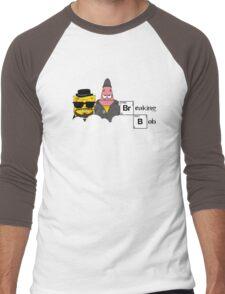 Breaking Bob Men's Baseball ¾ T-Shirt